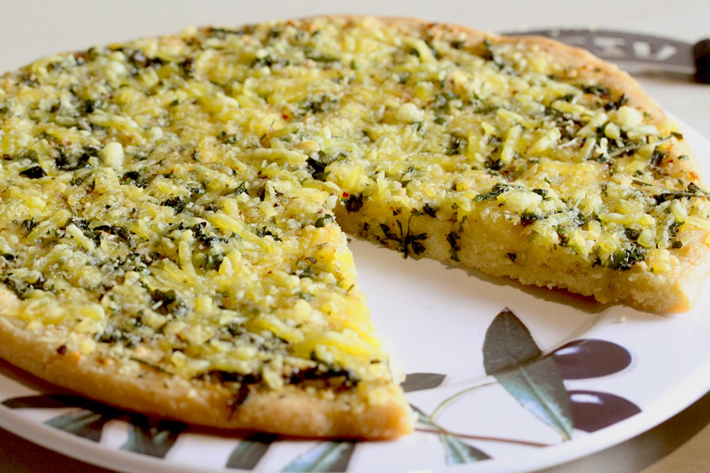 garlic pizza bread 3