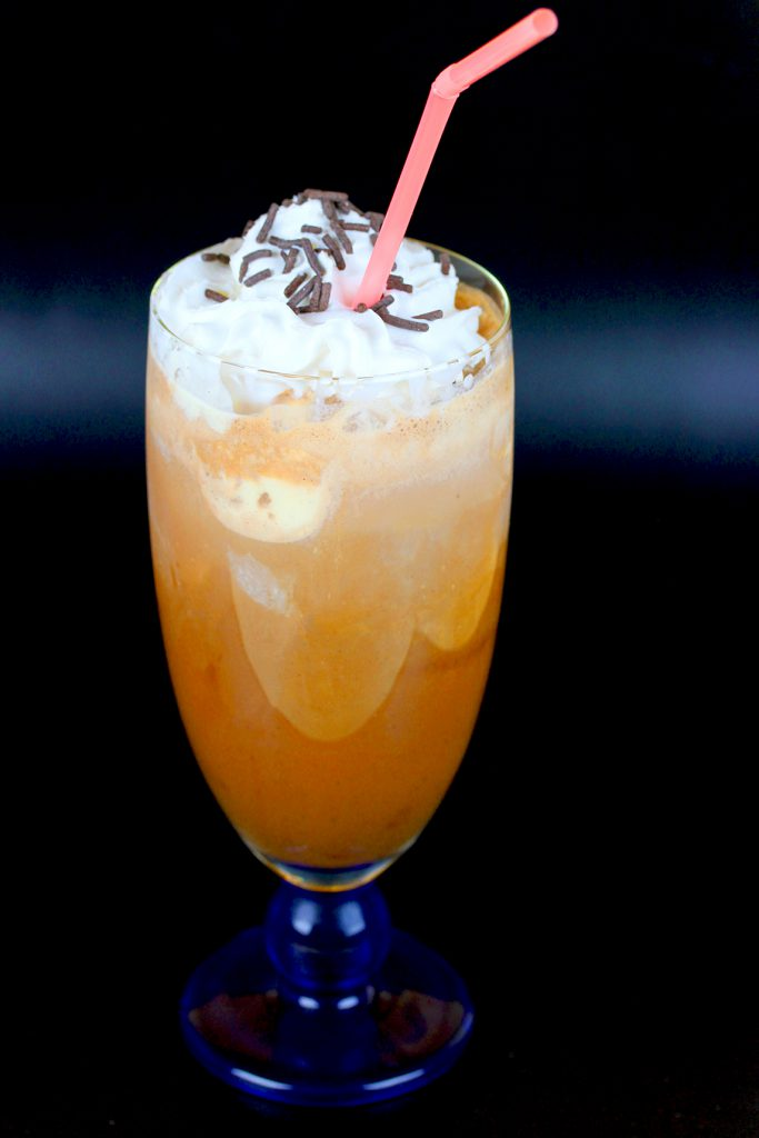 Vegan Ice Cream Soda